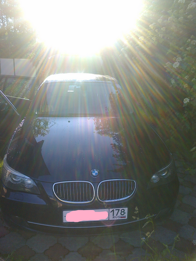 BMW 5-Series 2007 отзыв автора | Дата публикации 07.08.2017.