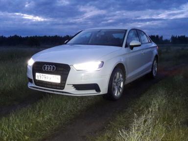Audi A3 2014 отзыв автора | Дата публикации 02.08.2017.