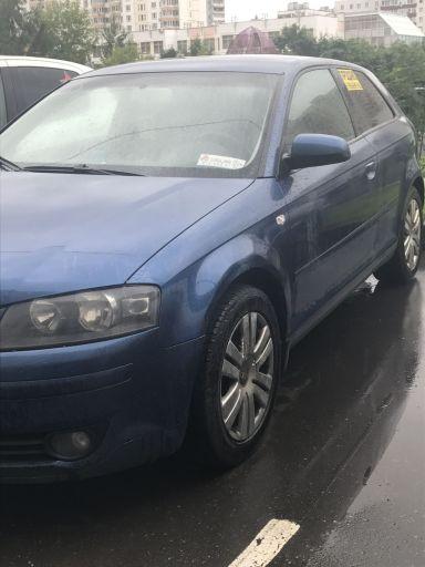 Audi A3, 2004