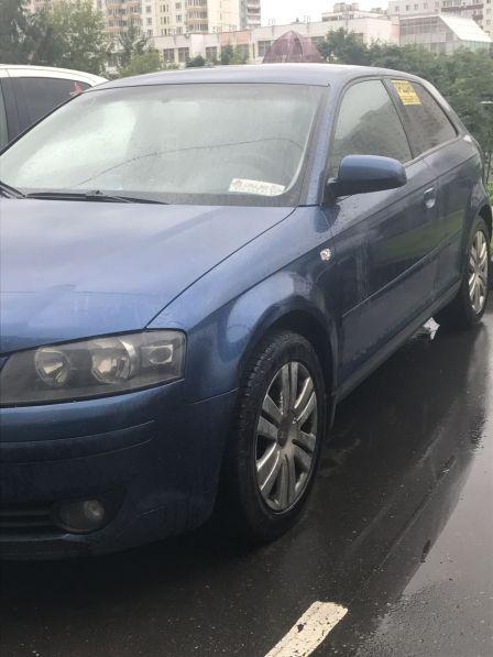 Audi A3 2004 - отзыв владельца