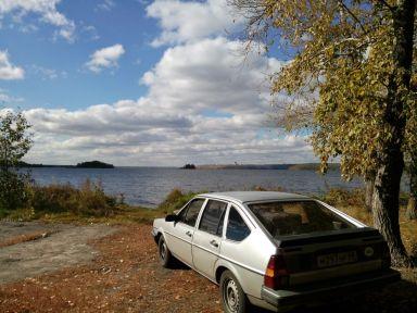 Volkswagen Santana 1981 отзыв автора | Дата публикации 04.08.2017.