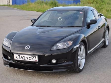 Mazda RX-8 2005 - отзыв владельца