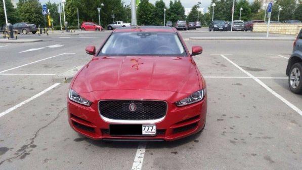 Jaguar XE 2017 - отзыв владельца