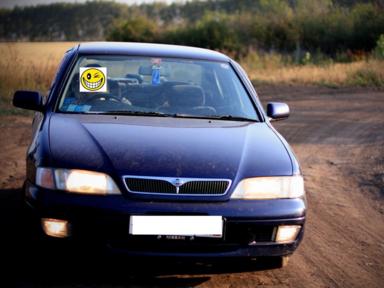 Nissan Primera Camino, 1997