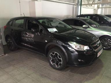 Subaru XV 2012 отзыв автора | Дата публикации 06.08.2017.