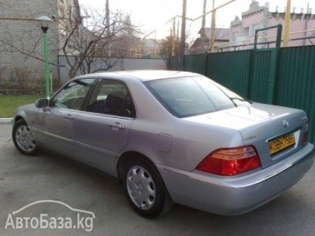 Honda Legend 2002 - отзыв владельца