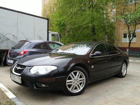 Chrysler 300M 2003 - отзыв владельца