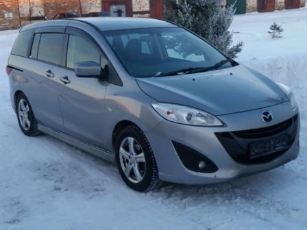 Mazda Premacy  - отзыв владельца