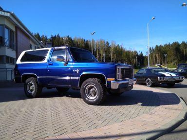 Chevrolet Blazer, 0