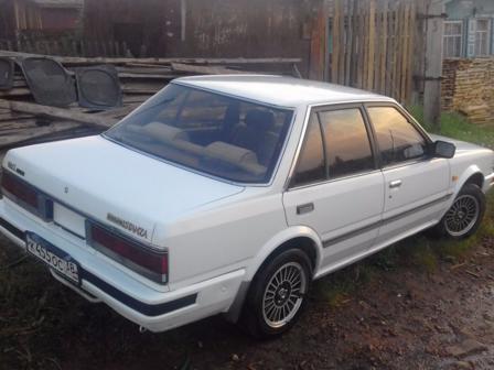 Nissan Stanza 1986 - отзыв владельца