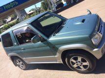 Mitsubishi Pajero Mini, 2005