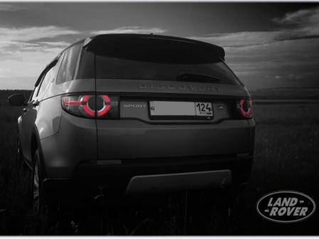 Land Rover Discovery Sport 2016 - отзыв владельца