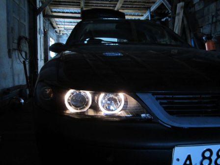 Opel Vectra 1996 - отзыв владельца