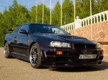 Nissan Skyline, 1999