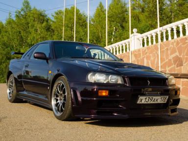 Nissan Skyline 1999 отзыв автора | Дата публикации 18.03.2018.