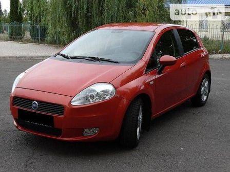 Fiat Grande Punto 2008 - отзыв владельца