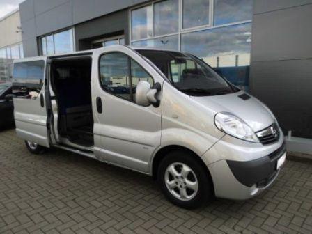 Opel Vivaro 2012 - отзыв владельца