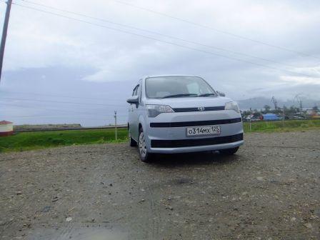 Toyota Spade 2013 - отзыв владельца