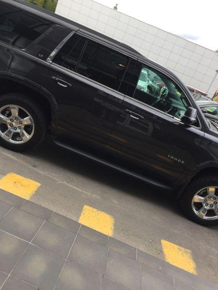 Chevrolet Tahoe 2016 - отзыв владельца