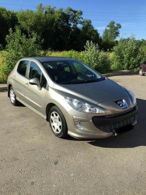 Отзыв о Peugeot 308, 2009 94daf674fcd