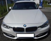 Отзыв о BMW 3-Series, 2014 отзыв владельца