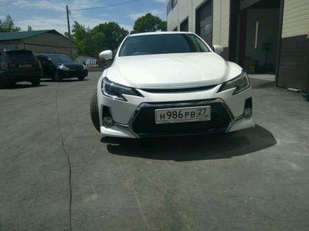 Toyota Mark X 2013 - отзыв владельца