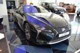 Lexus LC500. ЧЕРНЫЙ МЕТАЛЛИК (223)