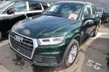Audi Q5. ЗЕЛЕНЫЙ МЕТАЛЛИК (AZORES GREEN) (6G6G)