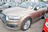 Audi Q7. БЕЖЕВЫЙ, МЕТАЛЛИК (COBRA BEIGE)