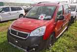 Peugeot Partner Tepee. КРАСНЫЙ (ROUGE ARDENT) (X9P0)