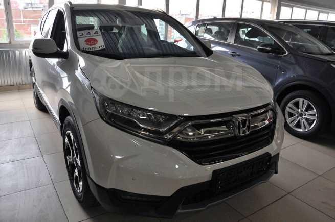 Honda CR-V, 2018 год, 2 204 900 руб.
