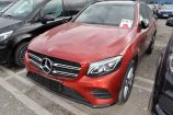Mercedes-Benz GLC. ОГНЕННЫЙ ОПАЛ НЕМЕТАЛЛИК (590)