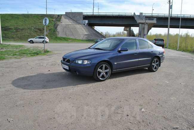 Volvo S60, 2004 год, 320 000 руб.