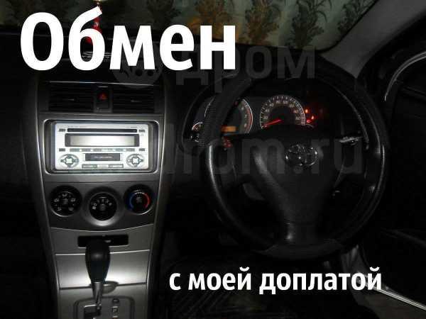 Toyota Corolla Fielder, 2007 год, 600 000 руб.