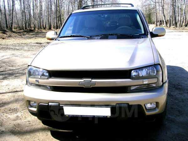 Chevrolet TrailBlazer, 2005 год, 590 000 руб.