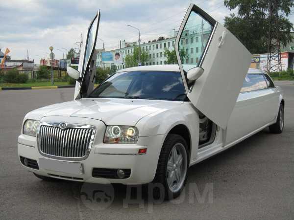 Chrysler 300C, 2007 год, 849 000 руб.