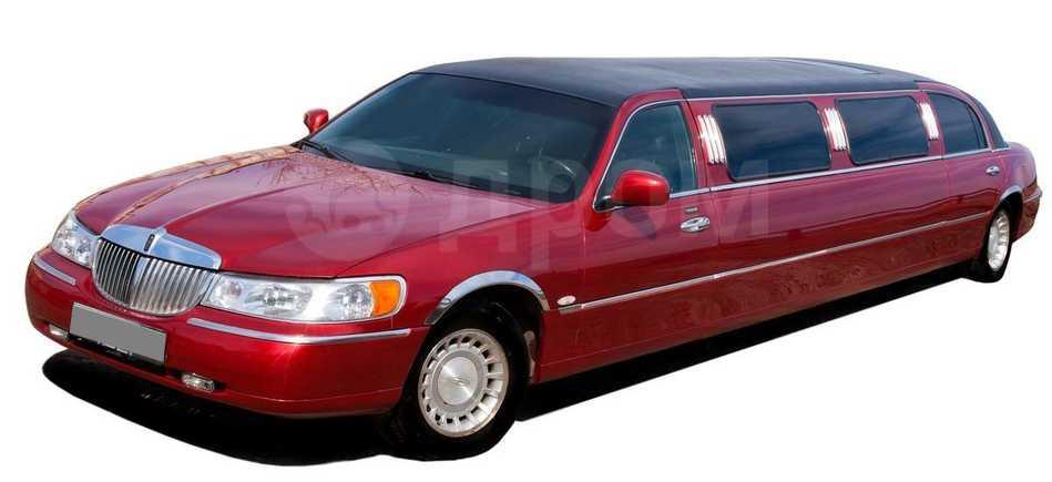 Lincoln Town Car, 2001 год, 550 000 руб.