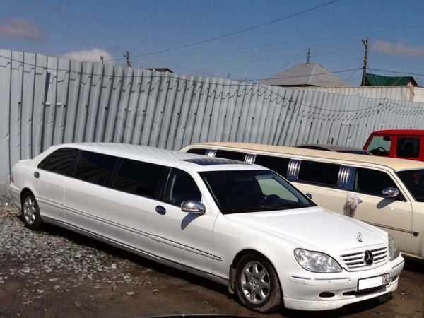 Mercedes-Benz S-Class, 1998 год, 250 000 руб.