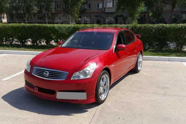 Nissan Skyline, 2008 год, 700 000 руб.