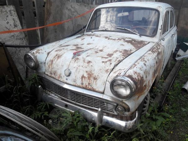 Москвич Москвич, 1959 год, 35 000 руб.