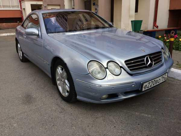 Mercedes-Benz CL-Class, 2002 год, 740 000 руб.