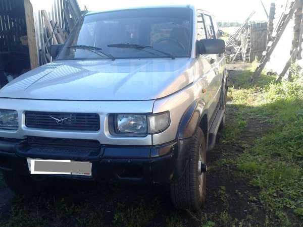 УАЗ Симбир, 2005 год, 280 000 руб.