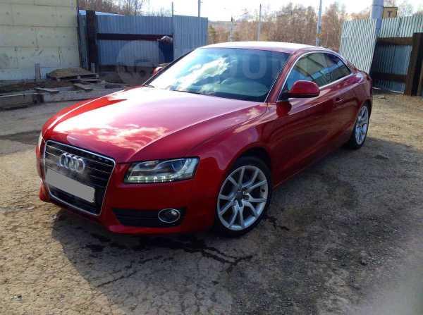 Audi A5, 2007 год, 850 000 руб.