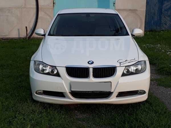 BMW 3-Series, 2007 год, 625 000 руб.