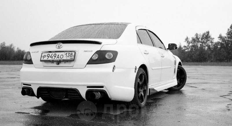 Toyota Mark X, 2006 год, 670 000 руб.