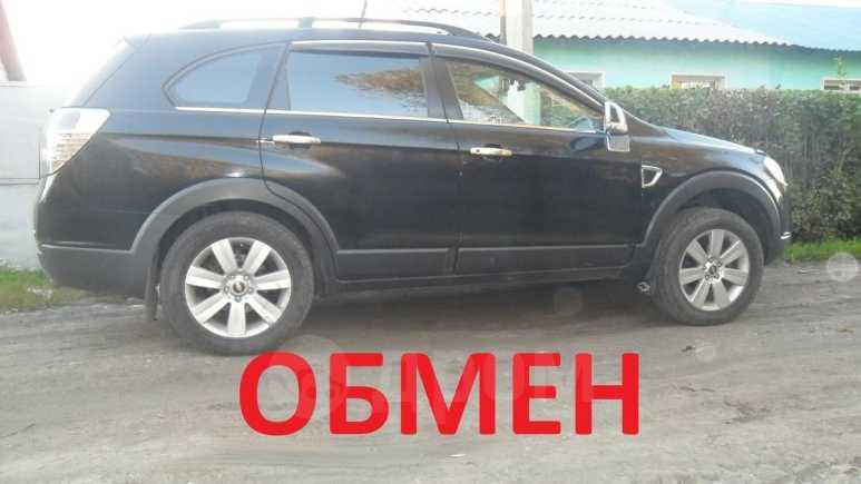 Chevrolet Captiva, 2007 год, 600 000 руб.