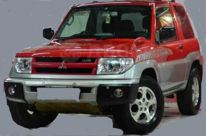 Mitsubishi Pajero iO, 1998 год, 600 000 руб.