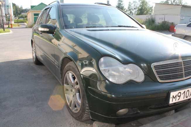 Mercedes-Benz C-Class, 2004 год, 355 000 руб.