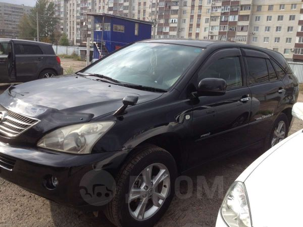Toyota Harrier, 2009 год, 1 500 000 руб.