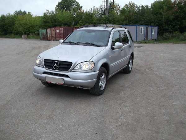Mercedes-Benz M-Class, 2000 год, 380 000 руб.